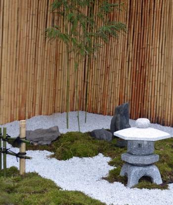 Jardin sec en kit - Jardin Japonais