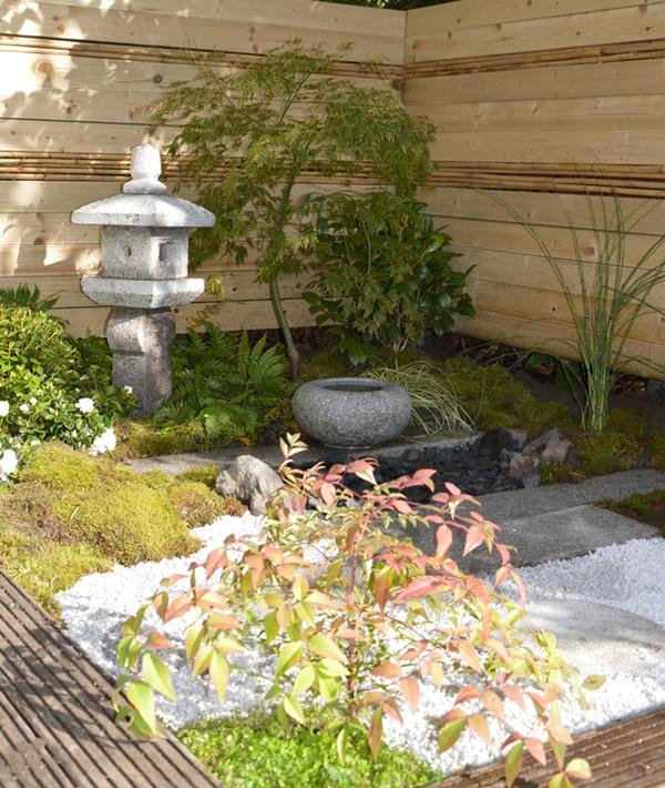jardin de th en kit jardin japonais. Black Bedroom Furniture Sets. Home Design Ideas
