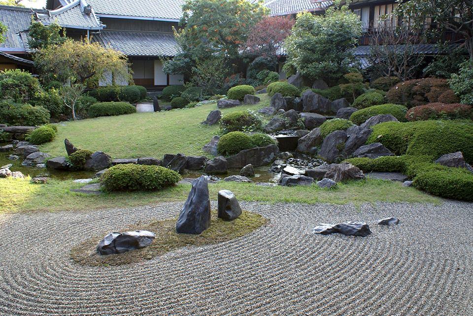 De La Mousse Au Mineral Jardin Japonais Le Blog