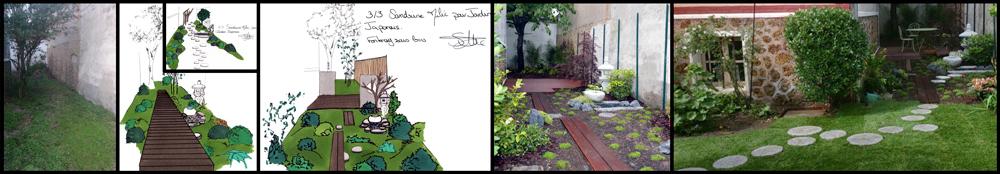 Les différentes étapes de la réalisation d'un jardin japonais