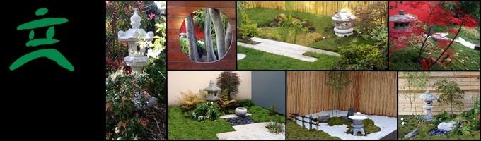 Conception r alisation de jardin japonais for Conception jardin japonais