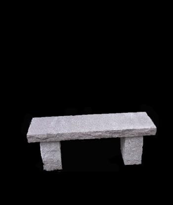 banc en granit