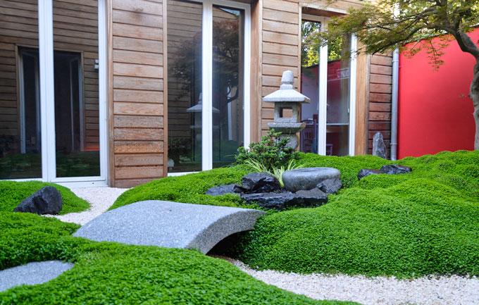 Les Connaissances Necessaires Pour Creer Son Jardin Japonais Jardin Japonais