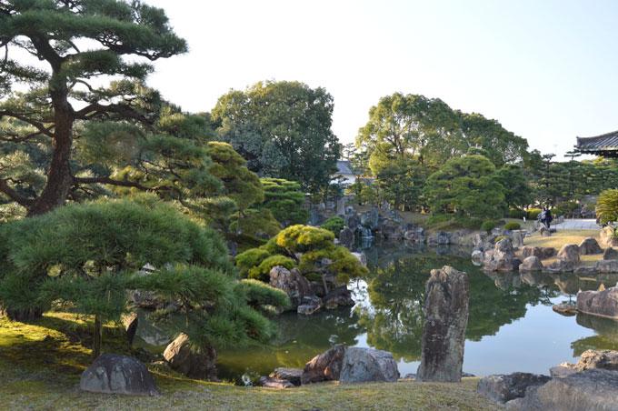 jardin promenade
